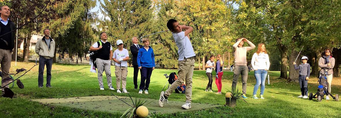 Il Golf: uno sport per tutti!