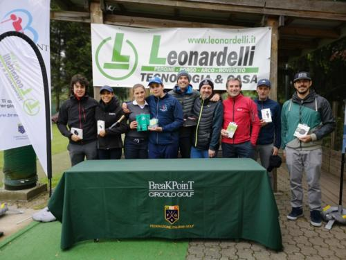 Break Point Series 2019 - 2° Trofeo Leonardelli Tecnologia & Casa