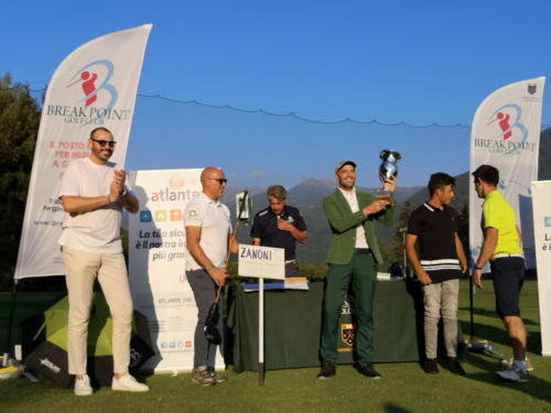 Break Point Series 2019: 9° Matchplay Championship by Atlante Snc Unipol Assicurazioni - My Glass